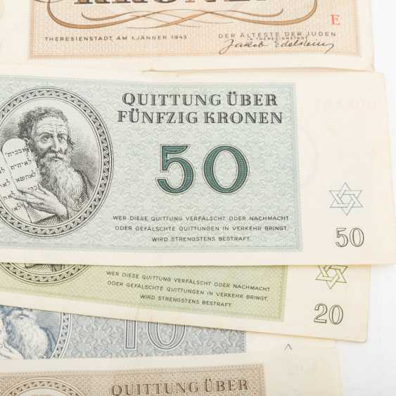 Bank notes, coins and awards, Germany 1933-1945 - - photo 3