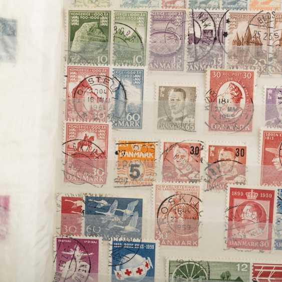 Denmark - a Small, but good doublette items, mostly stamped - photo 4