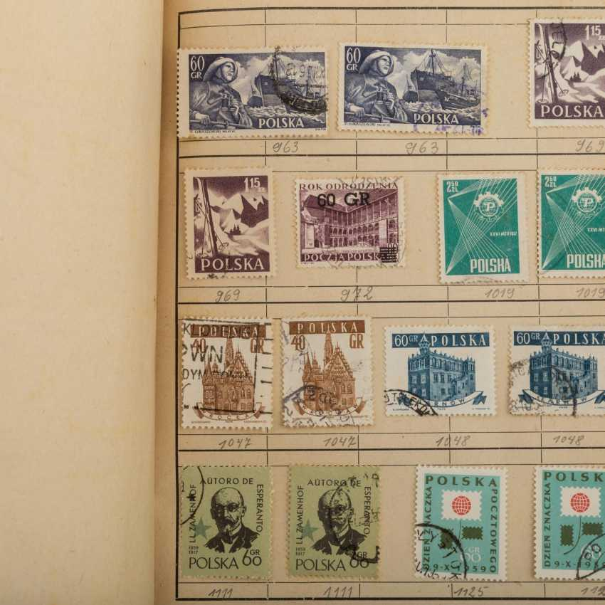 Germany, allied occupation, Poland - 4 very full selection of folders. - photo 6