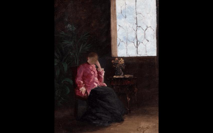 EDOARDO TOFANO (NAPLES, 1838 - ROME 1920)