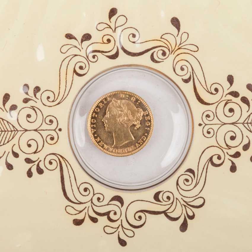 Neufundland (Canada) - $ 2, 1882/H, - photo 2