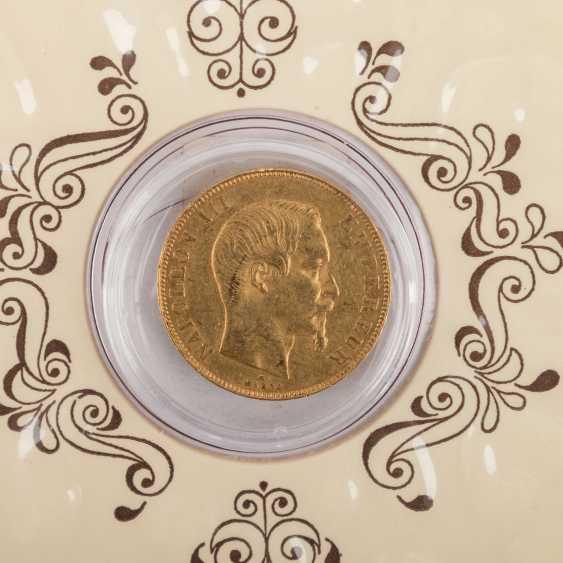 France - 50 Francs 1858/A, - photo 2