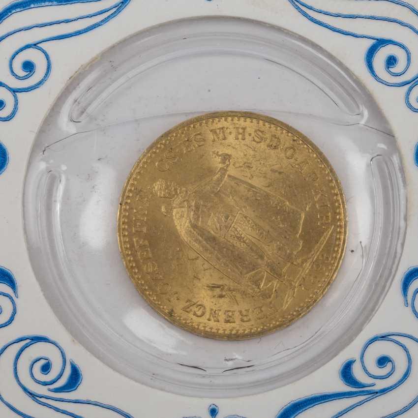 Hungary 20 Kronen 1893/KB, - photo 2