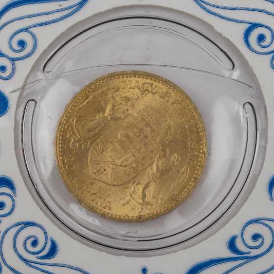 Hungary 20 Kronen 1893/KB, - photo 3