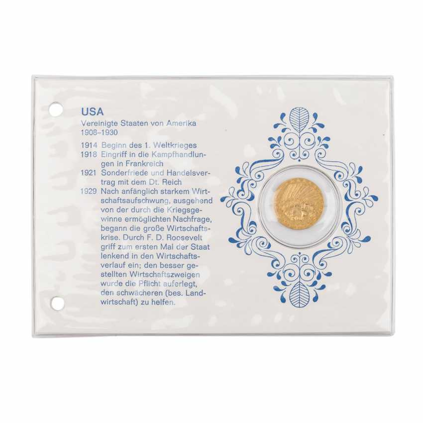 USA - 5 Dollars 1914, - photo 1