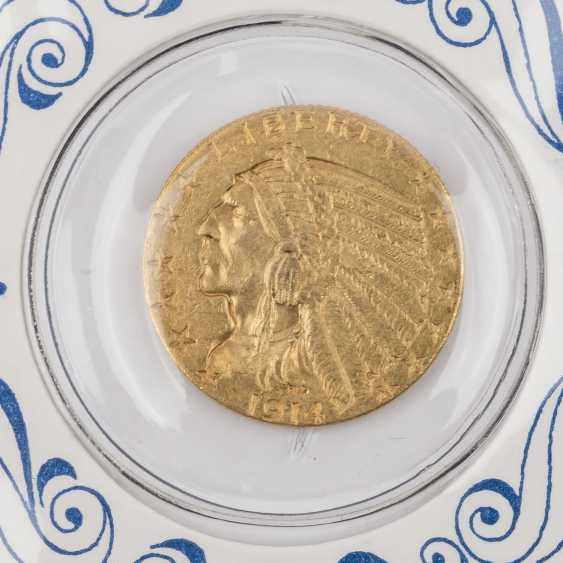 USA - 5 Dollars 1914, - photo 2