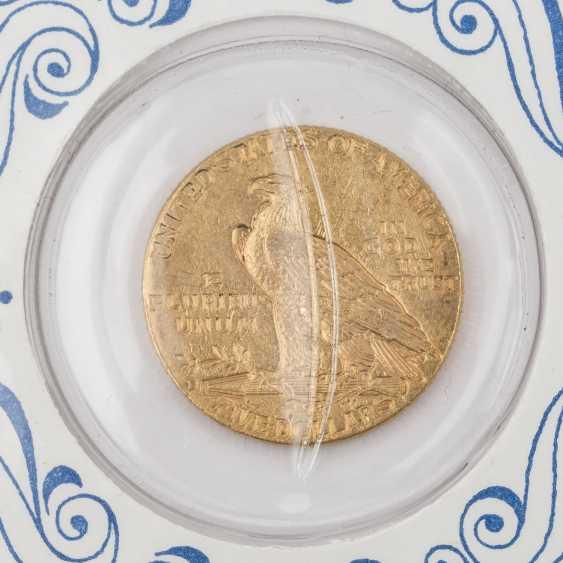 USA - 5 Dollars 1914, - photo 3