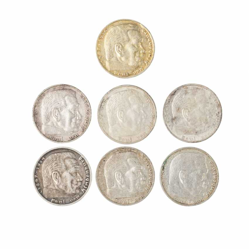 Dt. Rich / silver - 7 x 5 RM, - photo 1