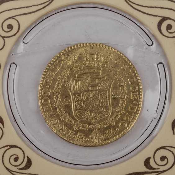 Spain - 2 Escudos 1805/M - photo 3