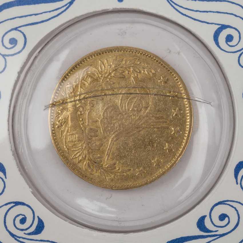 Turkey 100 piastres from 1861/76, - photo 3