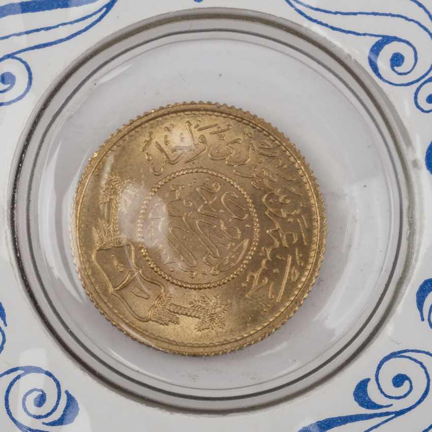 Saudi Arabien - 1 Pfund 1951, - photo 2