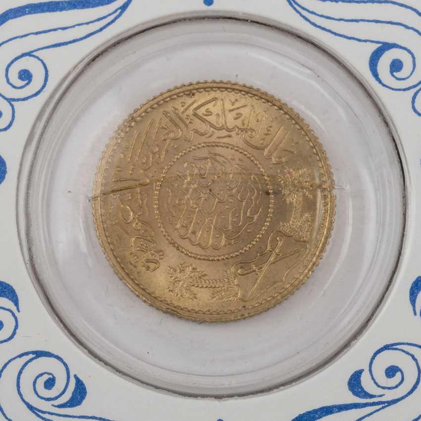 Saudi Arabien - 1 Pfund 1951, - photo 3
