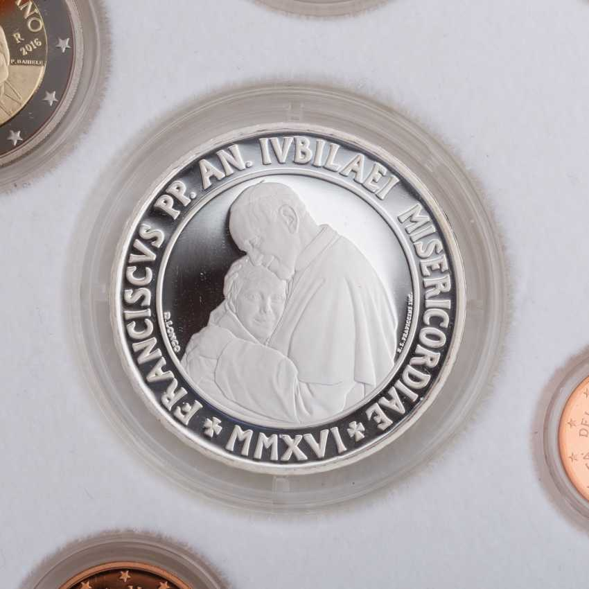 Vatican - KMS in 2016, with a 20-Euro coin, only 8.500 edition, - photo 3
