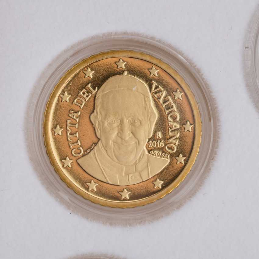 Vatican - KMS in 2016, with a 20-Euro coin, only 8.500 edition, - photo 4