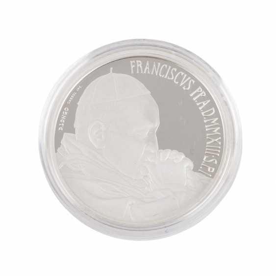 Vatican 2013, 5 Euro, Pope Francis, - photo 2