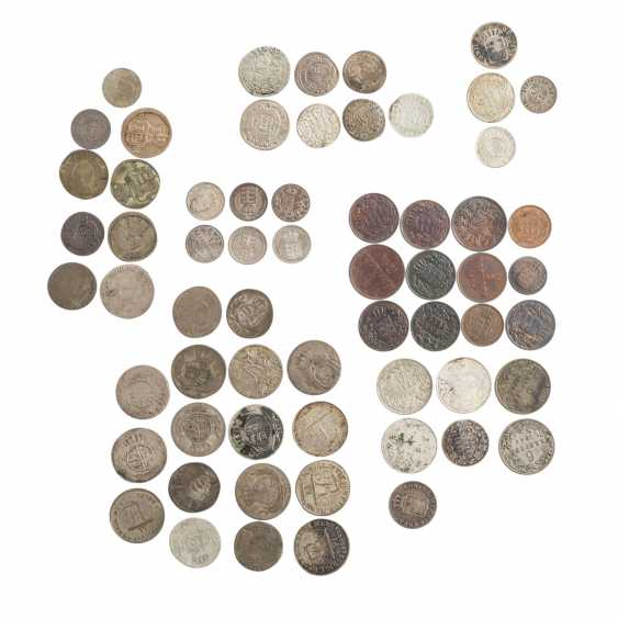 Historical small coins, with a focus Württemberg - - photo 1