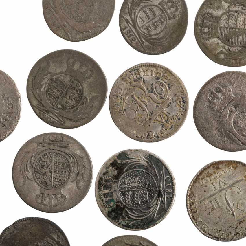 Historical small coins, with a focus Württemberg - - photo 3