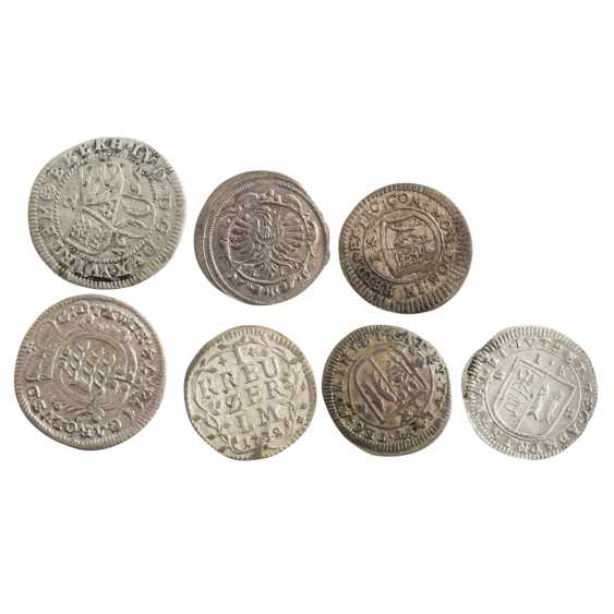 Historical small coins, with a focus Württemberg - - photo 4