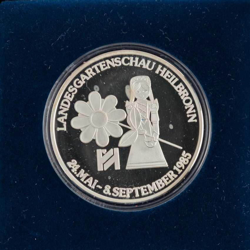 "Canada-SILVER-commemorative medals-Set ""Montreal 1976"" - - photo 3"