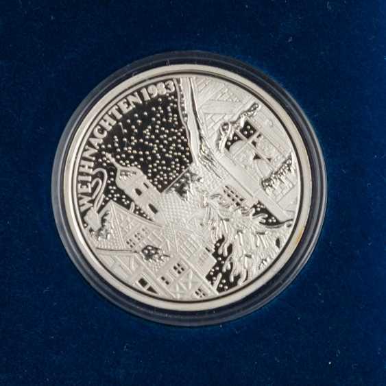 "Canada-SILVER-commemorative medals-Set ""Montreal 1976"" - - photo 4"