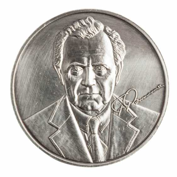 "Canada-SILVER-commemorative medals-Set ""Montreal 1976"" - - photo 6"