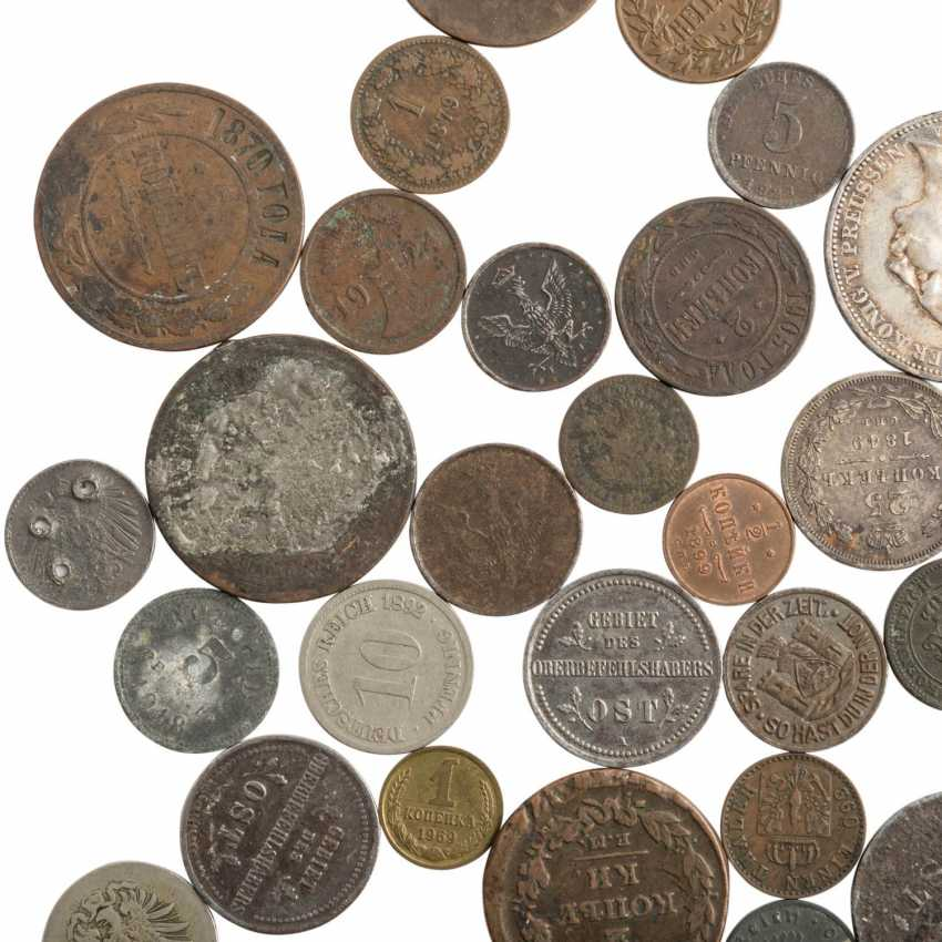 Interesting collection of coins, medals and banknotes - photo 4
