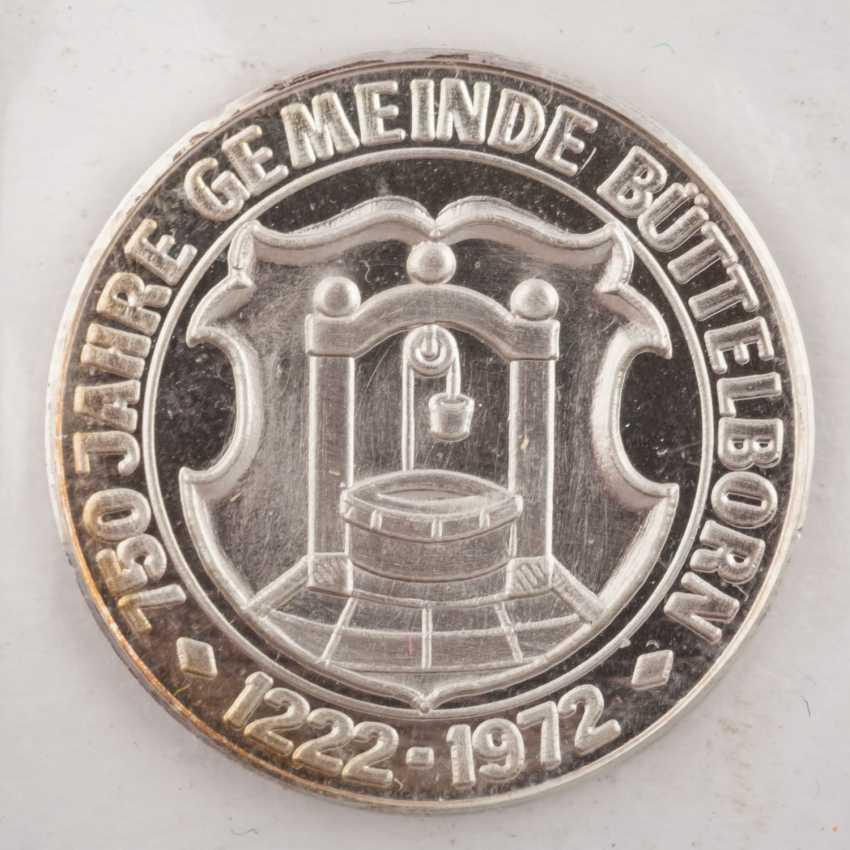 Silver-containing convolute with, among other things, 52 x 5 Reichsmark, - photo 4