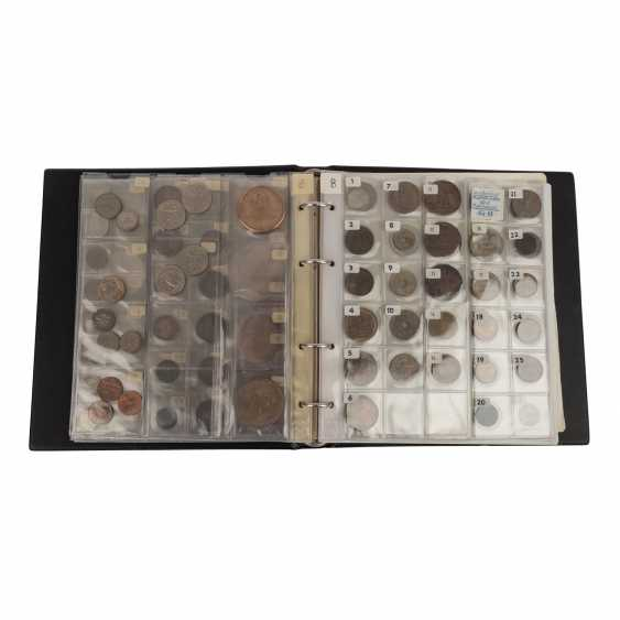 Collection of coins in Album with SILVER - - photo 3