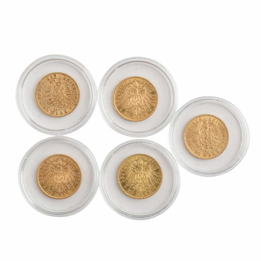 GOLDEN collection from the Dt. Empire - - photo 2