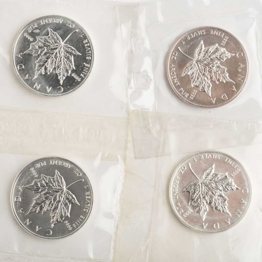 Mixed lot of silver coins and more - - photo 6