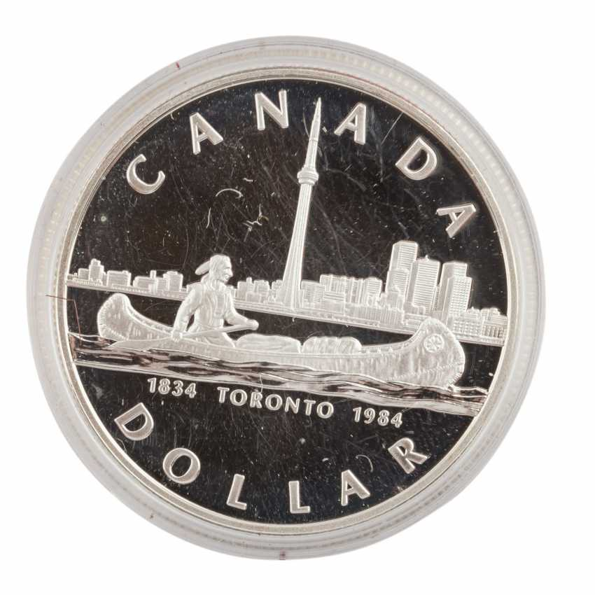 """Silver commemorative coins of the theme of """"Olympic games""""- - photo 3"""