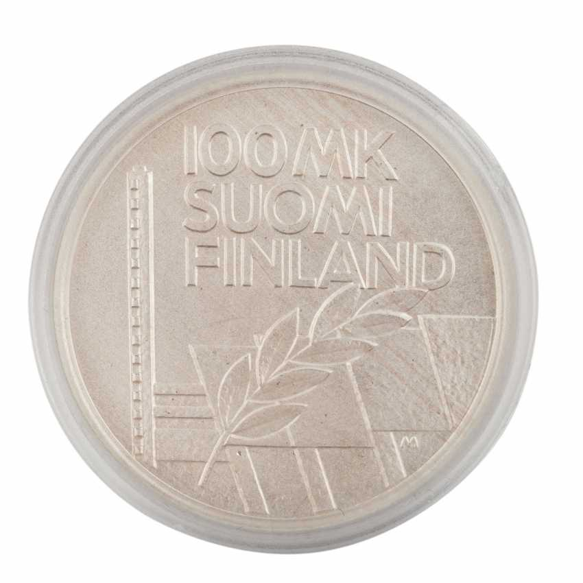 """Silver commemorative coins of the theme of """"Olympic games""""- - photo 4"""