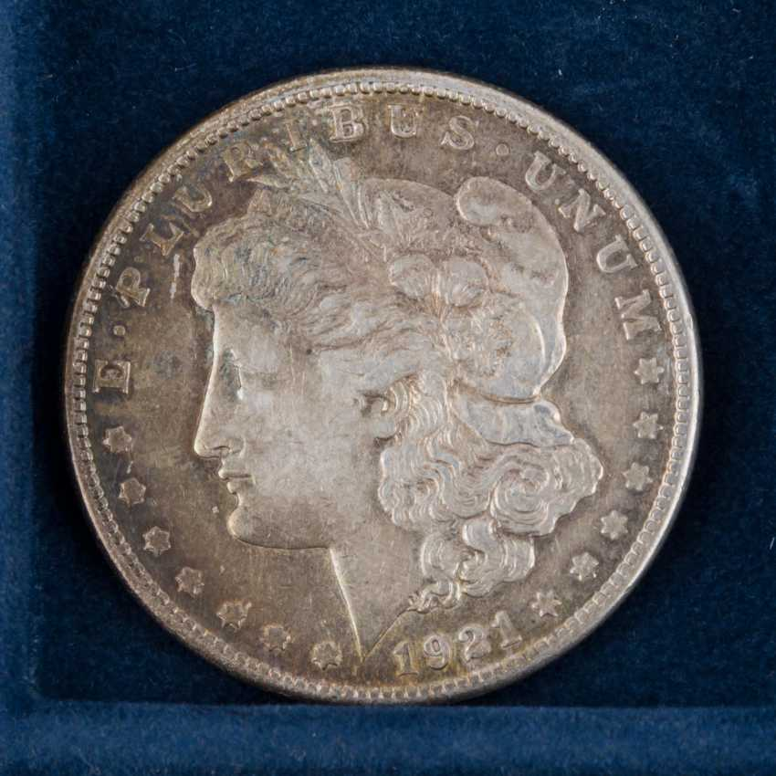 USA - small collection of 18 coins, - photo 3