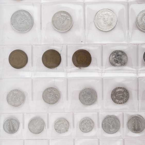 GDR - commemorative coins-collection with, among other things, - photo 3