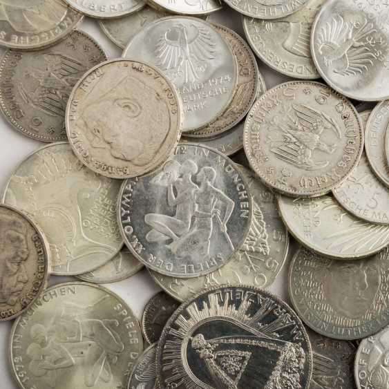 A small collection of rest with silver BRD - photo 2