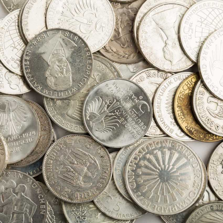 A small collection of rest with silver BRD - photo 3