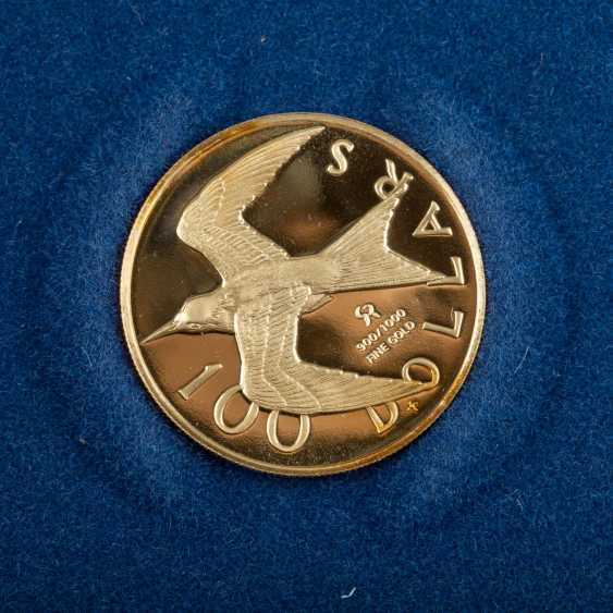 Vintage exotic gold coins, among others - photo 2
