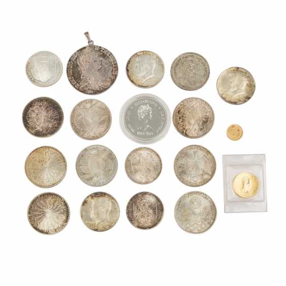Small mixed lot of Gold and silver - photo 1