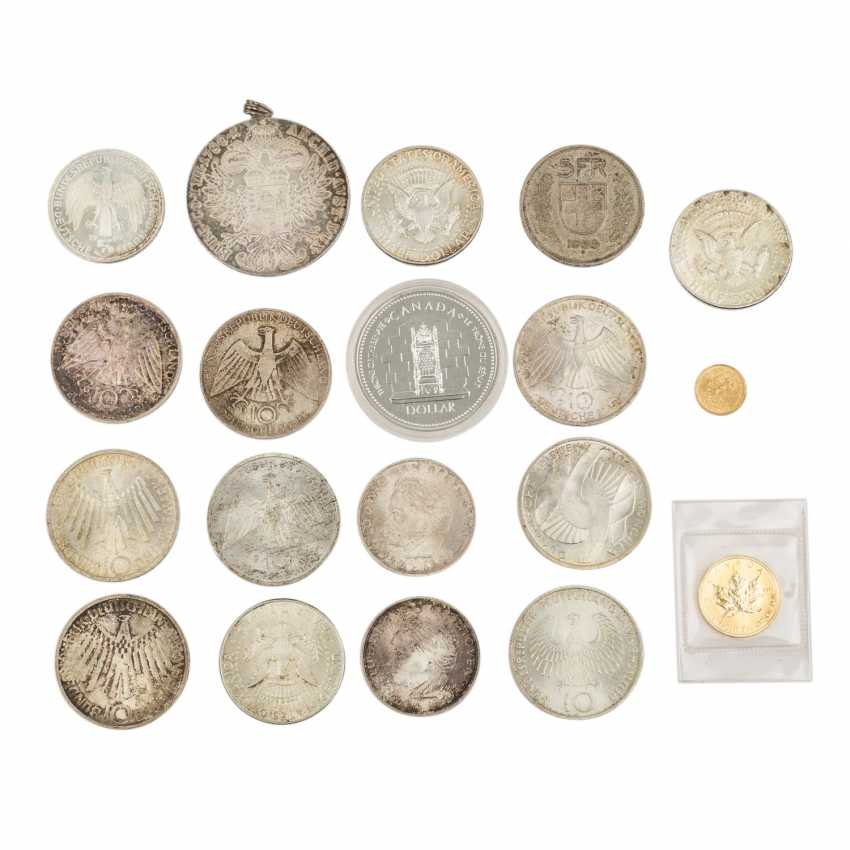Small mixed lot of Gold and silver - photo 2