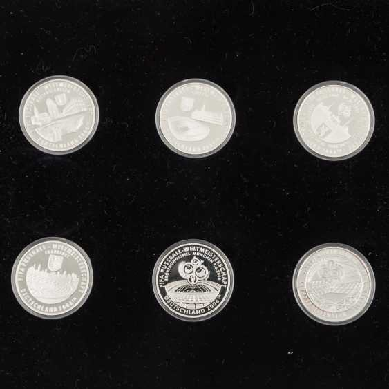 SILVER - 25 Sterling silver medals, - photo 2