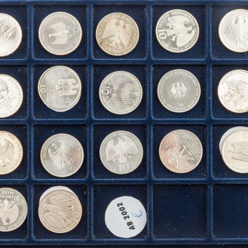 Germany - mixed lot some SILVER, - photo 2