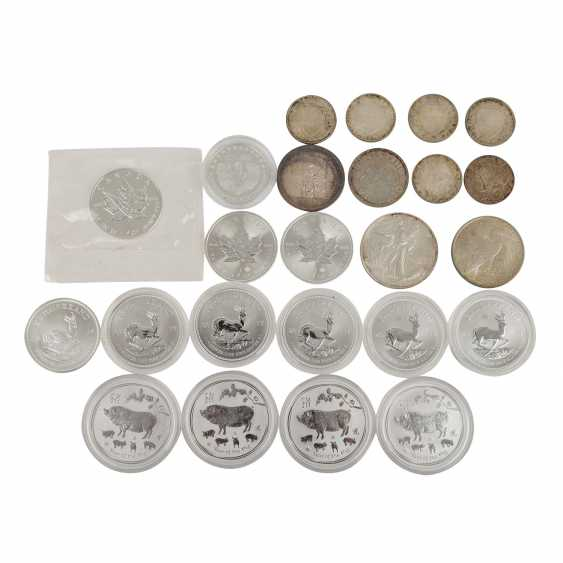 Coin collection with GOLD and SILVER - photo 3