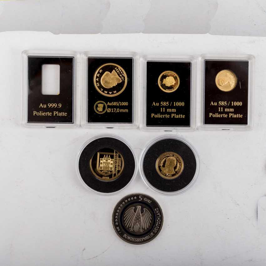 Mixed lot of SILVER and GOLD, - photo 6