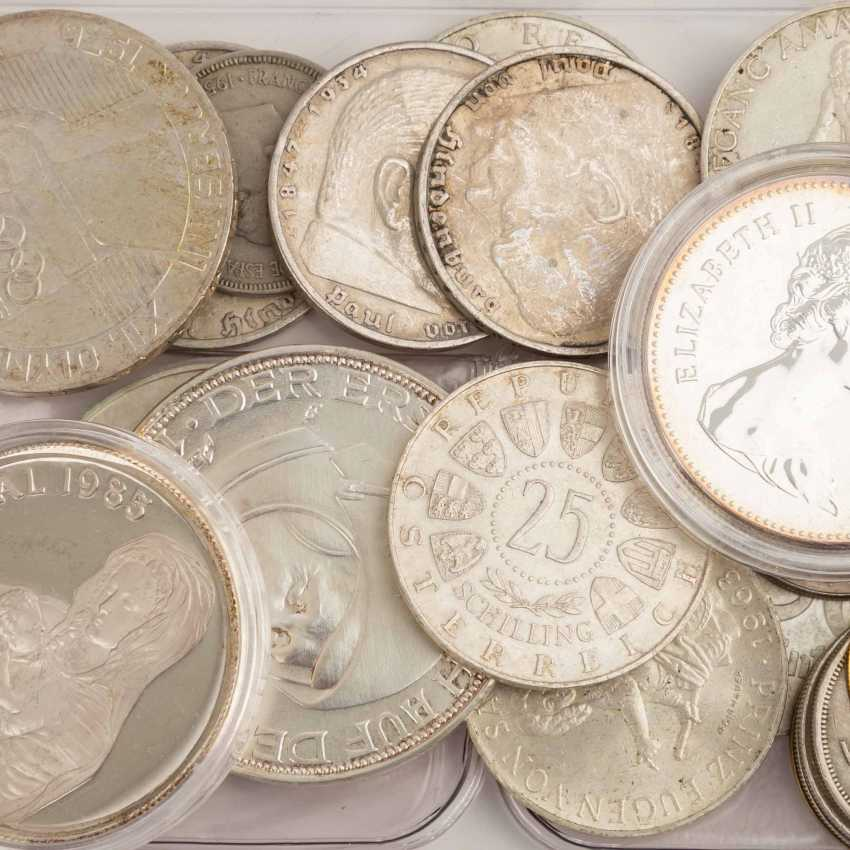 The rest of the collection in two coin cases - THE Commemorative coins, - photo 3