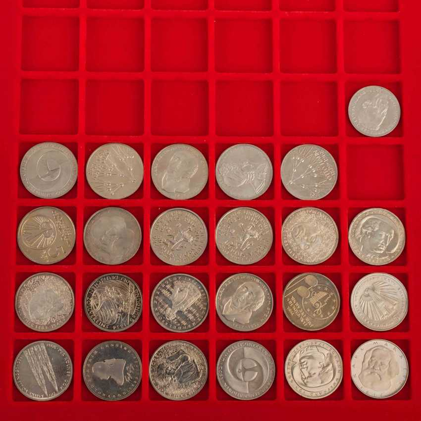 The rest of the collection in two coin cases - THE Commemorative coins, - photo 4