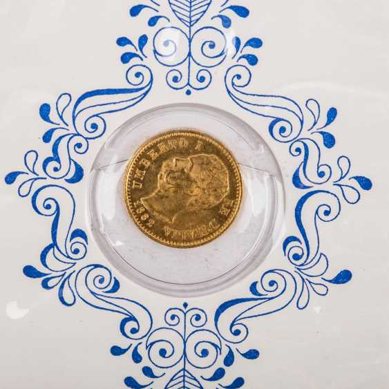 Italien - 5 x 20 Lire, - photo 2