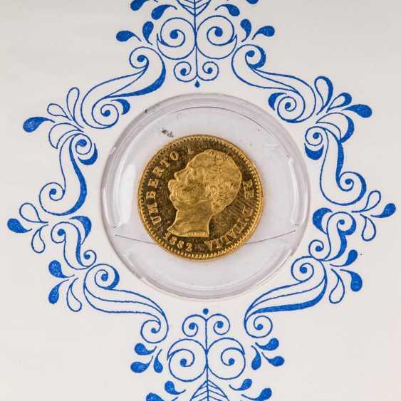 Italien - 5 x 20 Lire, - photo 3