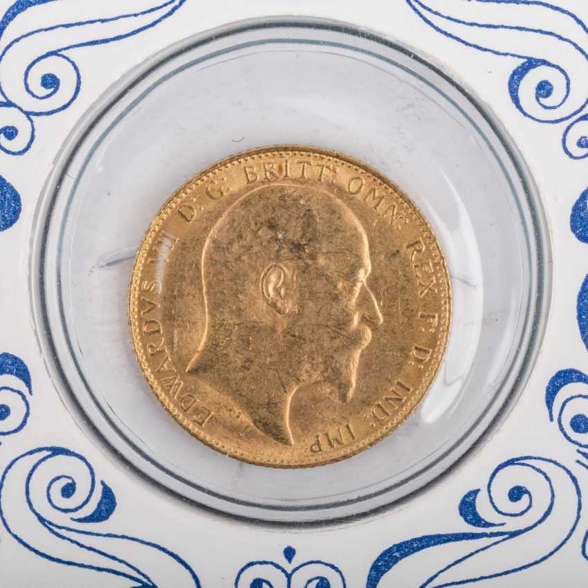 Great Britain - 10 x Gold Sovereign, - photo 2