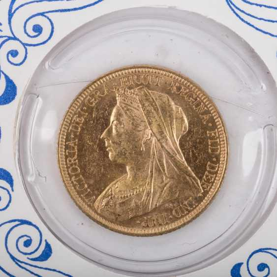 Great Britain - 10 x Gold Sovereign, - photo 3