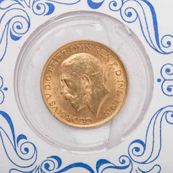 Great Britain - 10 x Gold Sovereign, - photo 4